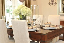 Ashley's Dining Room / by A. Liz Adventures