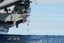 Aircraft Carrier USS John Stennis
