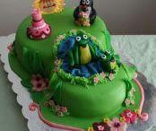 Dětské dortíky