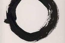 Zen / Zen Buddhism.