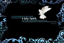 In God We Trust and the Holy Spirit / GOD IS LOVE