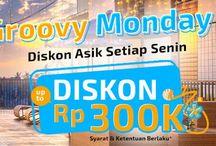 Promo Mister Aladin / Diskon hotel murah untuk liburan