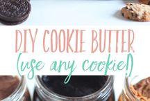 diy cookie dough