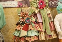 Children's clothing / Inspiration board ! Lovely children's clothing shops