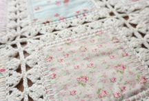 Crochet & Quilting Tutorial Combos, Gorgeous!