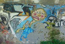 L'viv Sokak Sanatı / eNJoY The RiDe LoVe The eNDinG... Lviv Sokaklarında Her köşe başında bir sanat icra edilir.