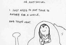 PSYCHOLOGY // Introversion