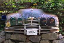 Mailboxes... / Love mailboxes...