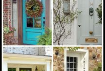 Front Porch Ideas / Decorating your front porch for different seasons, reasons and holidays.