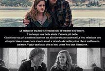 Harry Potter ⚡️ / Libri e film