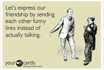 Funny! / by Elizabeth Hoagland