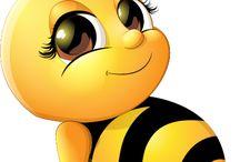 pszczoła i inne