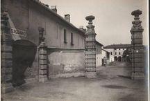 Milano , Villa Marino il Fantasma di Ara Cornaro.