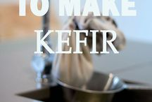 kefir, yoghurt....