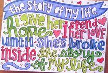 lyrics art