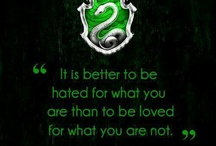 ♥Slytherin Pride♥ / Slytherin / Harry Potter