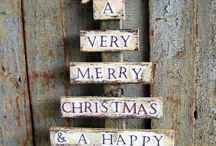 Primitive Christmas  / by Jeanie Oppy