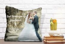 Photo Pillows / LIVEN UP ANY ROOM WITH CUSTOM PHOTO PILLOWs