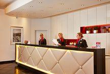 H+ Hotel Bremen / Wie wäre es einmal wieder mit einem Wochenendtrip nach Bremen ? Im zentral gelegenen H+ Hotel Bremen (ehemals Ramada Überseehotel Bremen) erwarten Sie moderne Zimmer im hanseatischen Flair.