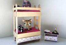 DIY Pets hop furnitures