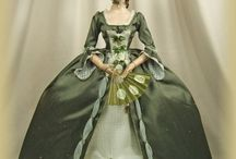 HISTORICAL DOLL FASHIONS / by heather hill