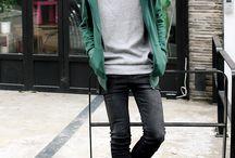 Male K Fashion