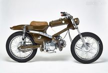 Motercycles / Wanting a motorcycle.  Maybe something like one of these