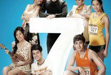 SEVEN SOMETHING / <3 <3 <3