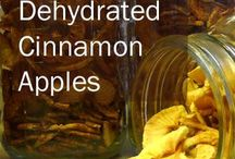 DEHYDRATED RECIPIES