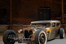 Street rods / by Mike Potenziano