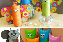 Cute crafts for the kids