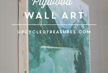 plywood frames