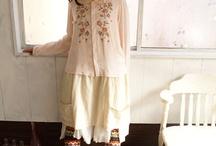 Mori Girl / by Sayaka Hime