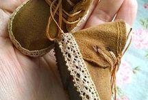 Topánky na bábiky