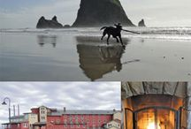 Life on the Tillamook Coast / How the locals live -- discover what there is to do!