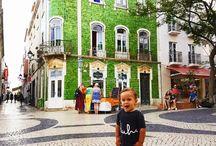 Wandering parents / Traveling with kids Europe Reizen met kinderen Europa