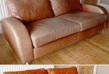 Leather Sofa Treatment