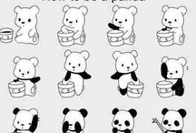 PANDA <3 / All about panda