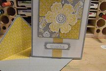 Stampin up cards / by Wendy Schoonhoven