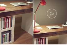 Wooden Desk Ideas