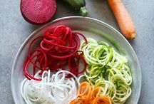 Rezepte Gemüsenudeln