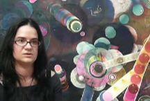 Rosemarie Fiore / Fiore's works.