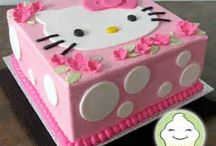 BIRTHDAY: hello kitty / by Sharon Samson