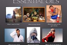 ESSENTIAL OILS - for Wellness / Young Living Essential Oils / by Jennifer Samuels
