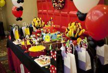 Stetson Birthday Party