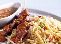 Recepten : Chinees / Indisch.