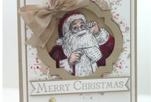 Stampin' Up! - Santa's List / Projects using the Santa's List stamp set
