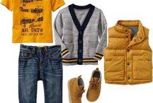 Outfits niños