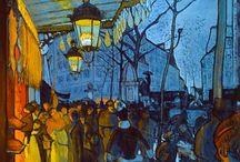 Paris : oeuvres d'artistes