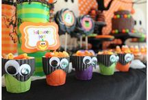 Decoracion / Fiesta hallowen